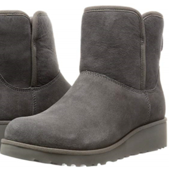a8312eced50 UGG KRISTIN WATER RESISTANT SUEDE BOOTS NEW! Boutique